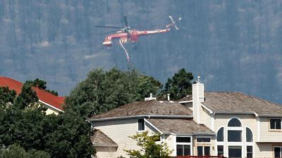 Colo. fire evacuee: 'I could barely see'