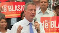 NYC Mayoral hopefuls campaign before Primary Day