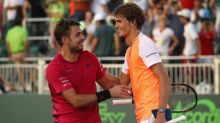 Top-seed Wawrinka ousted at Miami Open