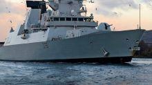 Mosca, spari d'avvertimento a una nave britannica: cosa è successo