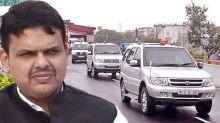 Maharashtra CM Devendra Fadnavis' Traffic Violation Fine of Rs 13,000 Waived Off by Police