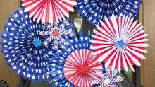 17 DIY 4th of July Wreaths For Your Front Door