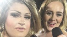 Adele trifft Drag-Queen-Adele
