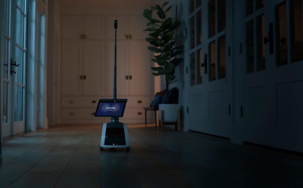 Astro: Amazon revela el robot Alexa que puede conducir libremente por tu casa