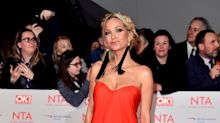 Sarah Harding thanks fans for support and gives book update amid cancer battle