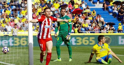 Foot - ESP - Liga : L'Atlético de Madrid en démonstration à l'extérieur