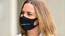 Claire Williams, la seule femme à la tête d'une écurie de F1, s'en va