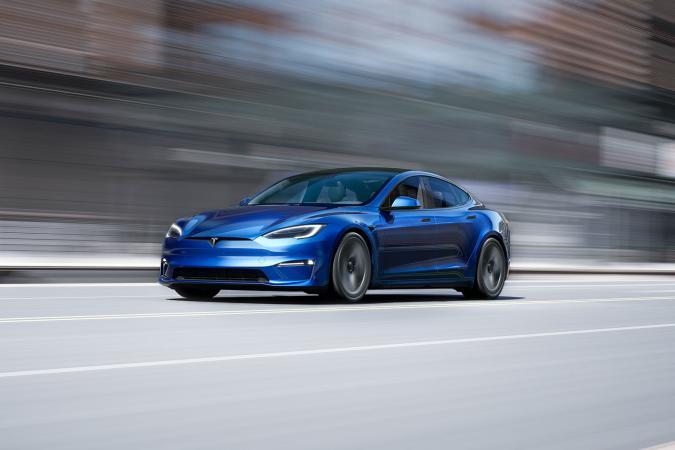 Tesla Model S for 2021