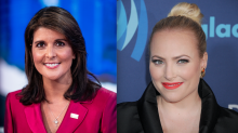 Meghan McCain warns Nikki Haley will be 'haunted' by her defense of Confederate flag — as her father was