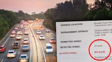 Detail in speeding ticket sparks confusion over police tolerance