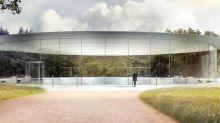 趁著蘋果新品發布會,帶你去 Apple Park 走一圈!