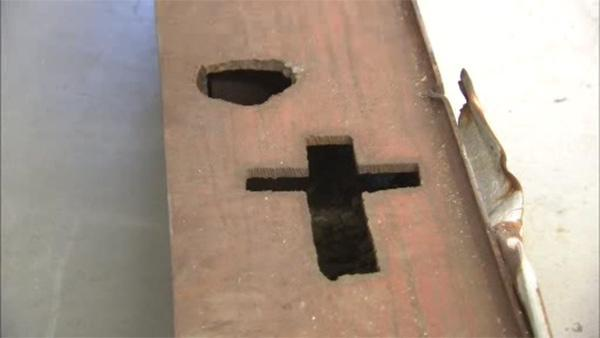 Cross causes controversy over 9/11 monument in Princeton