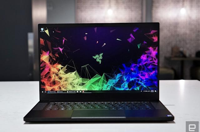 The Razer Blade 15 with a 4K OLED display is $300 off