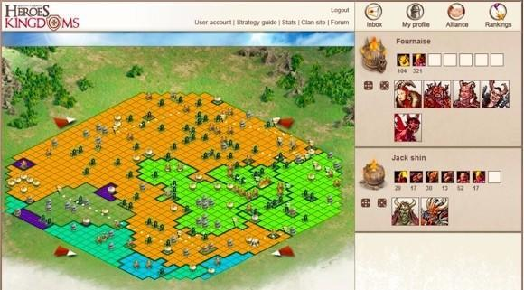 Play me, my lord: Might and Magic Heroes Kingdoms fires up an interview