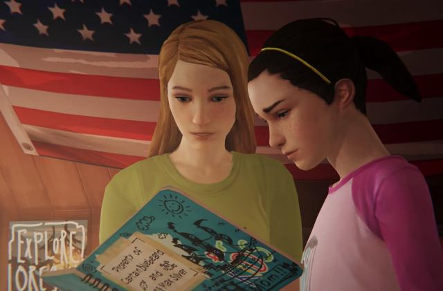 'Life is Strange: Before the Storm' ends with 'Farewell' DLC episode