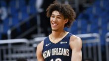 Report: Pelicans' Jaxson Hayes expected to be booked for felony battery on police officer