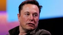 Tesla shares soar 21% as surprise profit answers sceptics