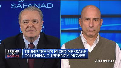 Trump Has No Clue What Currency Manipulation Means Expert Says