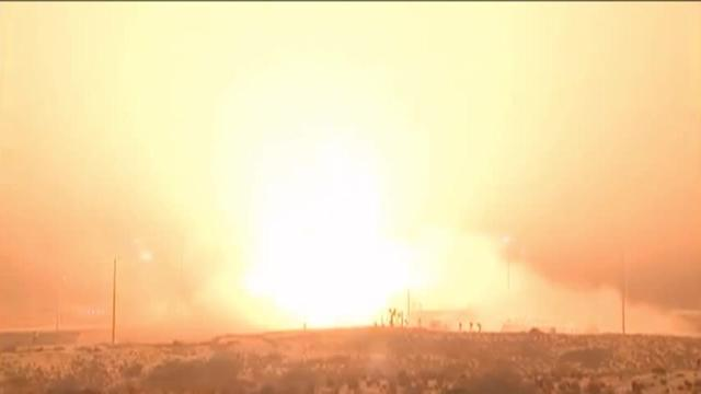 Raw: NASA Launches Satellite After 2009 Failure