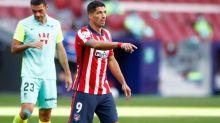 Foot - ESP - Composition de l'Atlético de Madrid: Luis Suarez titulaire pour la première fois contre Huesca