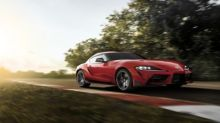 Toyota brings back the Supra sports car after more than 20 years