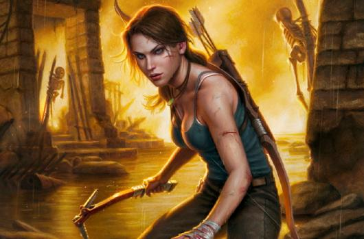 Tomb Raider comic book announced, may bridge to next game
