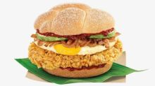 McDonald's Nasi Lemak Burger returns