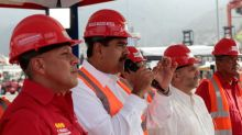 Venezuela's Maduro sees local elections later in 2017