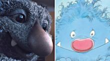 Did John Lewis 'steal' idea for Moz the Monster from cartoonist's kids' book?