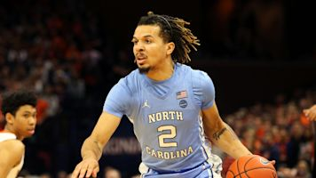 Cole Anthony isn't planning to shut down
