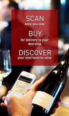 Drync touts itself as 'the Shazam for wine'