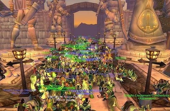 WoW Archivist: A rolled-back history of realms