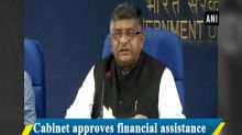 Cabinet approves financial assistance of Rs 3,466 cr for safety of 198 dams