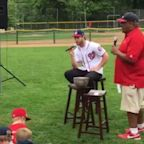 Bryce Harper tells Little League players `No participation trophies, OK? First place only'
