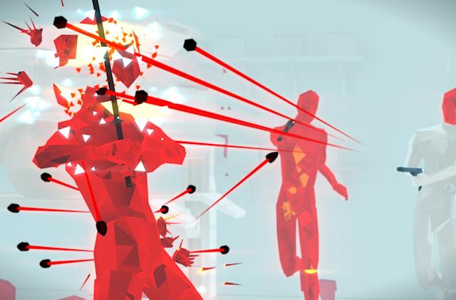 Superhot's standalone expansion will be free if you bought the original