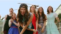 Cimorelli Reveal Favorite Disney Movies at 'Maleficent' Premiere