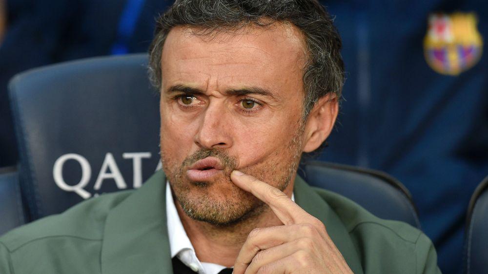 'Zasca' de los suplentes del Real Madrid a Luis Enrique