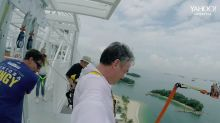 Singapore's first 50-metre bungy tower to open in August 2017
