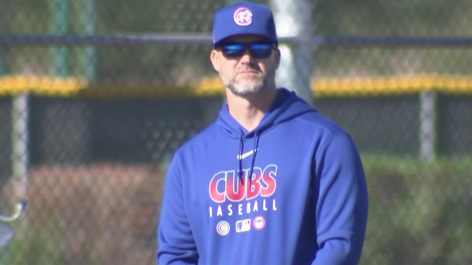 David Ross Indicates No Cubs Players Have Tested Positive For Covid 19
