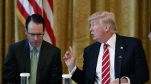 Why it's a 'big surprise' that Trump's DOJ may fight AT&T's Time Warner deal