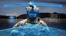 Raytheon unveils new dismounted soldier training simulator