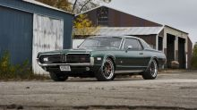 Ringbrothers shows off Coyote-powered 1968 Mercury Cougar