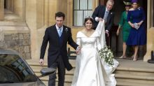 Royal wedding: Everything that happened from the kiss to the reception gown