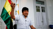 Bolivian court denies former leader Morales' bid to be Senate candidate