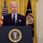 Tough U.S. jobs report shows Biden's rocky road to full economic recovery