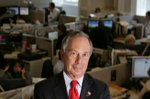 Bloomberg signs NYC 'Open Data Policy' into law, plans web portal for 2018