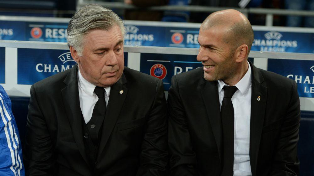 Qué le enseñó Ancelotti a Zidane
