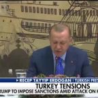President Trump to impose sanctions on Turkey for attack on Kurds in Syria