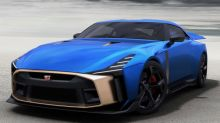 El GT-R50 de Nissan e Italdesign se hace real y no será nada barato