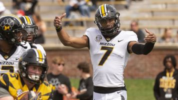 Transfer Kelly Bryant faces big year NFL hopes
